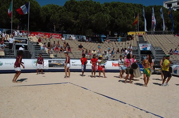 championnat monde footy volley 2005 Capoeira angola ceca 5