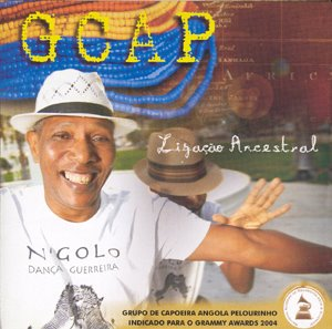 GCAP Ligação Ancestral cd - Mestre Moraes