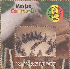 Mestre Camaleão - Vai Na paz de Deus cd