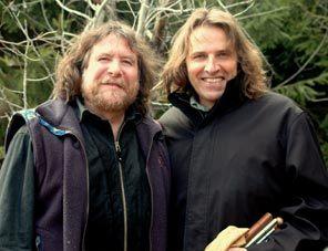 Michel Garnier et Daniel Meurois