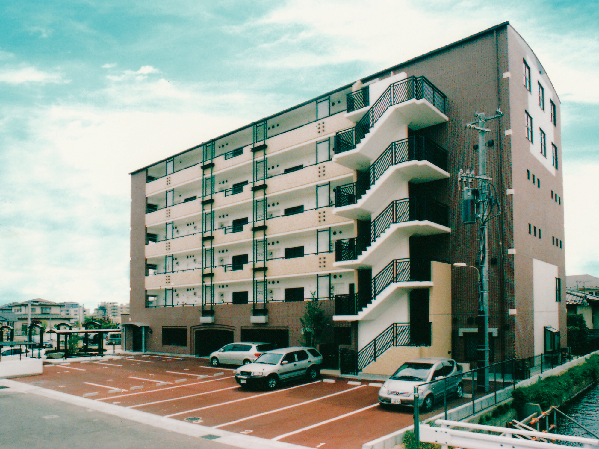 マンション/共同住宅設計