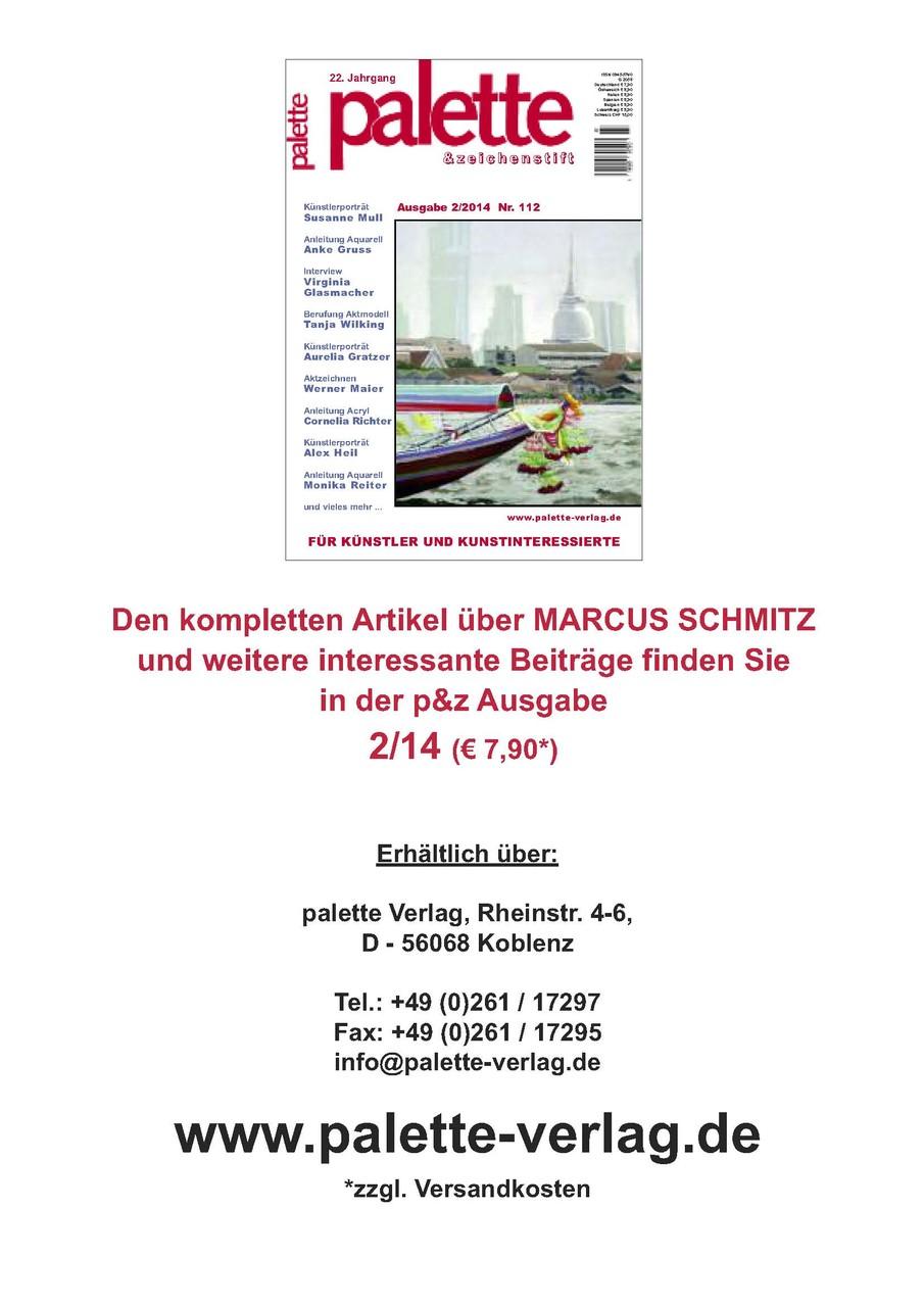 © palette&zeichenstift 2/2014