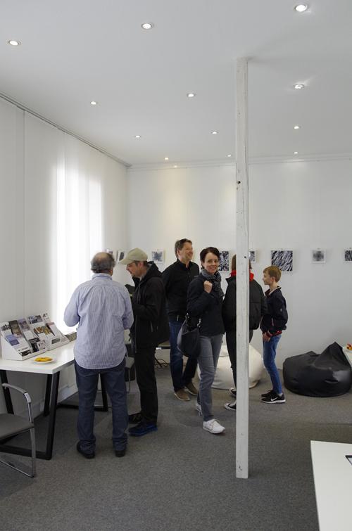 Geäst | Galerie Schwarzweiß 2019 © Marcus Schmitz
