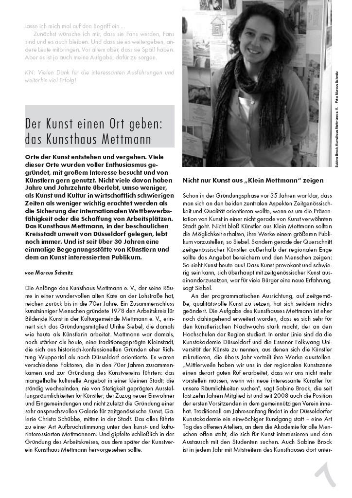 © Marcus Schmitz für KulturNetz 2014_1