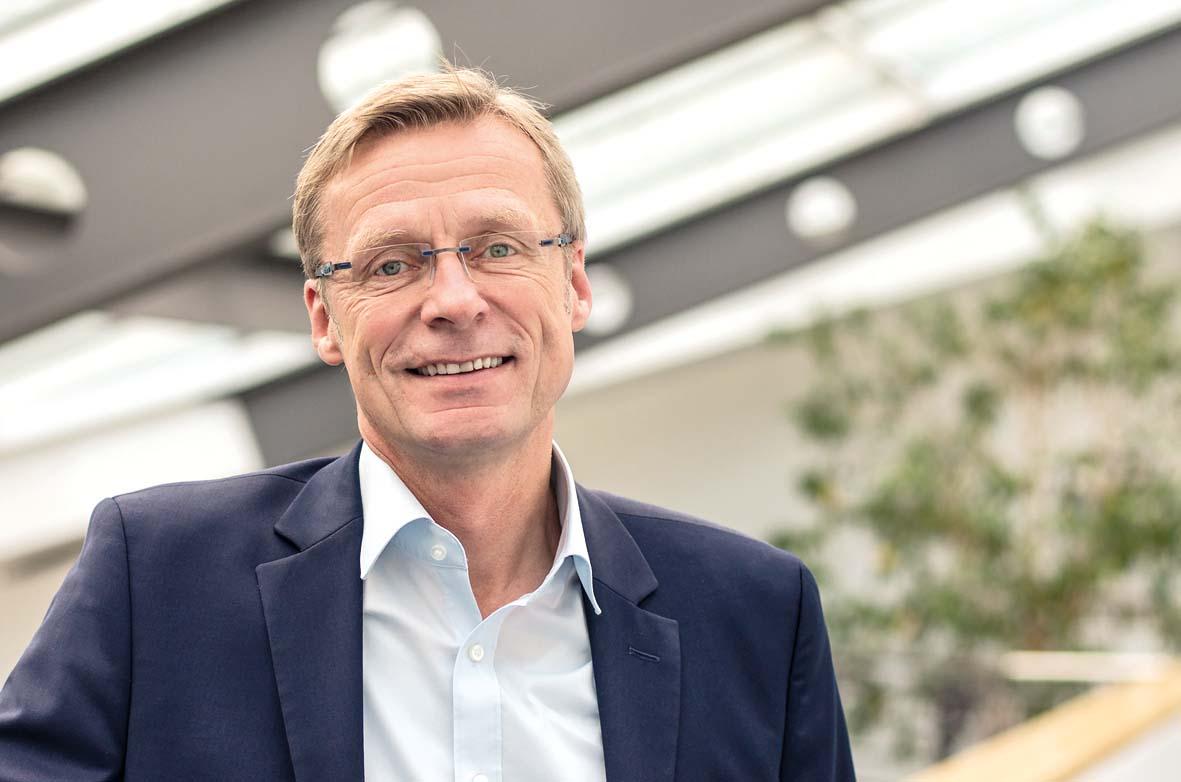 Interview mit Bürgermeister Otto Steinkamp