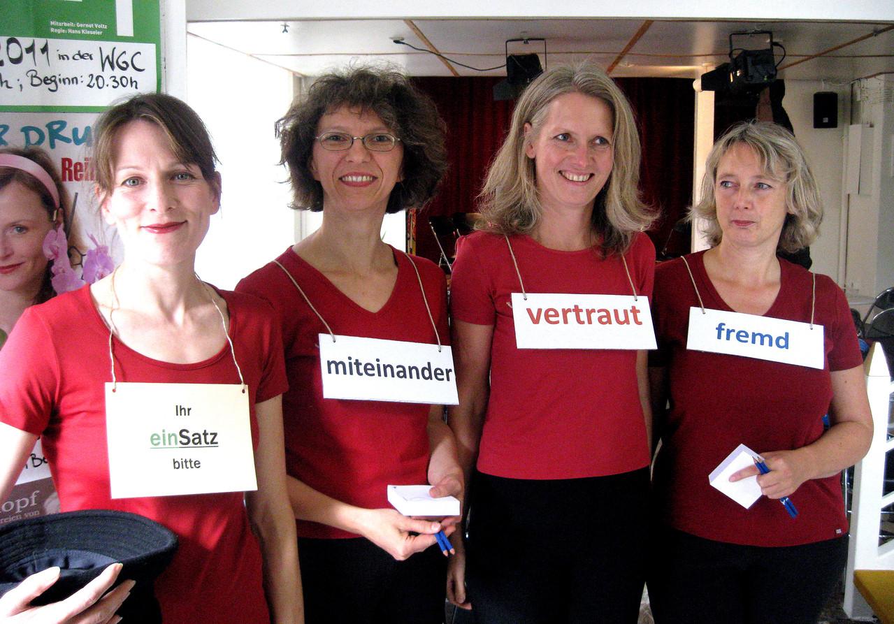 Hannover 2012 Qubik- Personalressourcen fördern