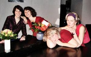 25 Jahre Frauentreffpunkt: Besprechungsende