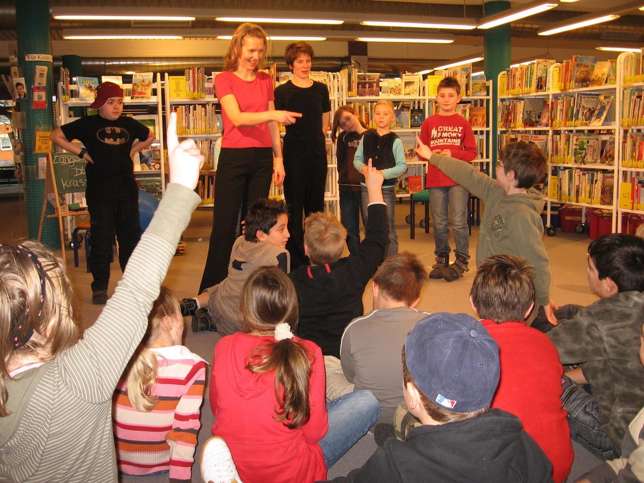 Leselust - 2010 - Städtische Bibliothek