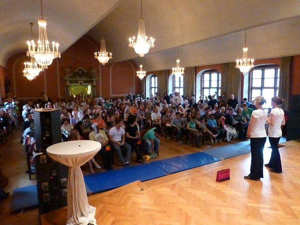 Stade 2012 Fest der Kulturen  - Moderationsmaraton -
