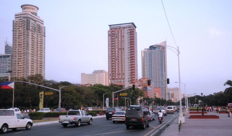 Rizal Park Area, Roxas Boulevard