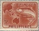 1952: Milkfish Satmp
