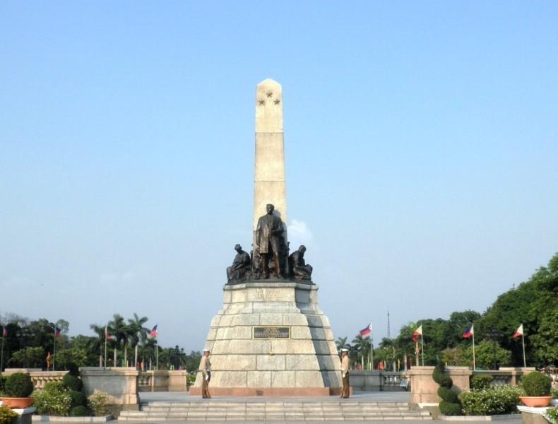 Rizal Monument, Rizal Park