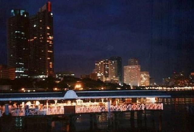 Manila Bay Area