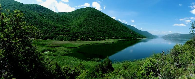 Prespa-See (Griechenland)