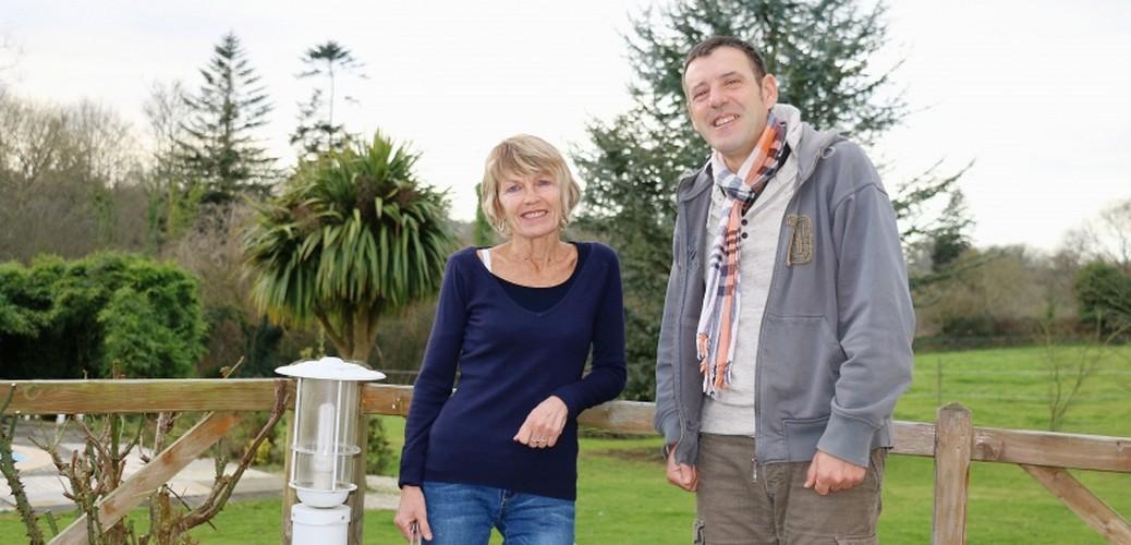 Partage : Voyage de Brigitte et Eric Lerouge