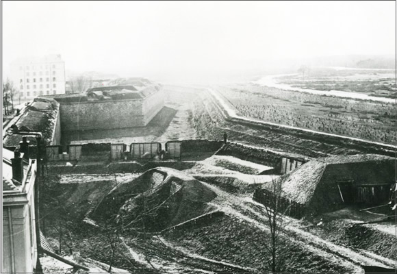 1871 Fortifications