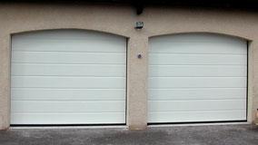 Automatisme porte de garage sectionnelle