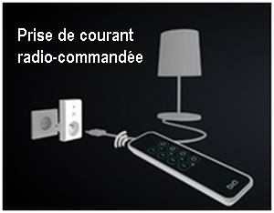 Prise de courant radio-commandée, C-automatique