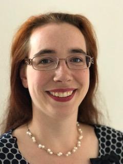 Ina Marleen Vermue - Projektleiterin