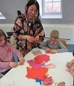 Prestation origamis