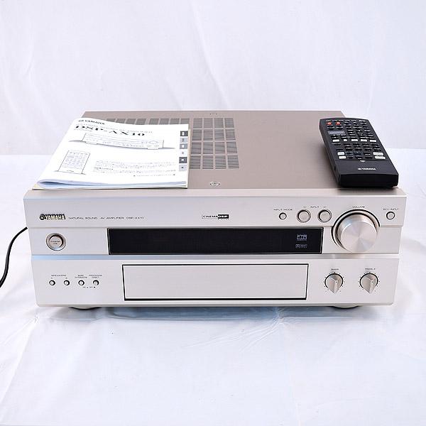 Aa Gattununtava Dsp Version: YAMAHA/ヤマハ AVアンプ DSP-AX10 リモコン付き 5.1ch 笠岡店で買取しました。