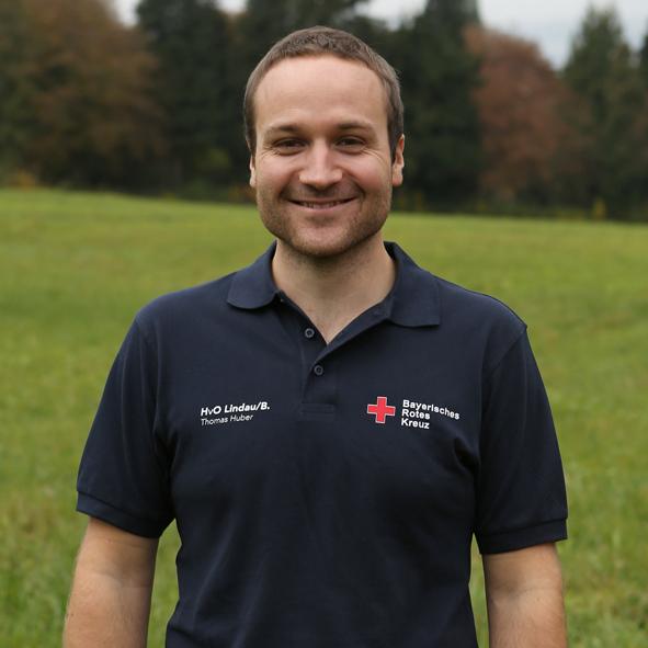 Thomas Huber / Rettungssanitäter