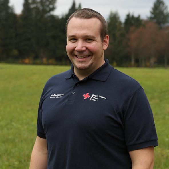 Matthias Albinger / Rettungsassistent
