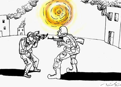 La paix / Baris