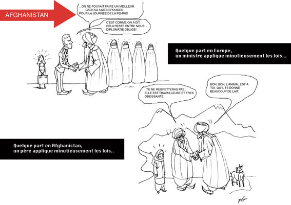Expulsion afghanes/ yurtdisi edilen afkanlar