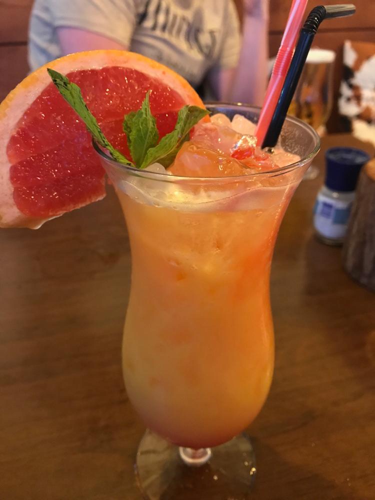 Tijd voor een cocktail!