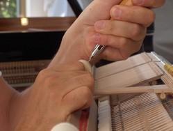 INTONAZIONE MARTELLI PIANOFORTE SANTORI PESARO URBINO