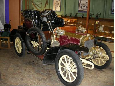 Phaéton Peugeot 1907