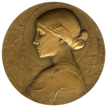 João da Silva - Medalha (1913)