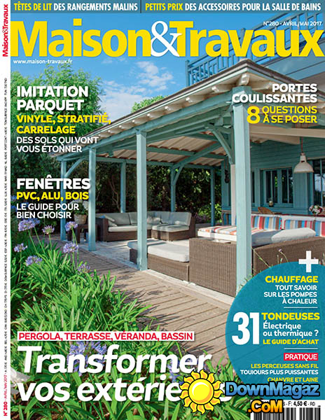 bertrand guillon architecture - architecte - marseille - construction - rénovation - extension - aménagement - interiordesign - architecture - reportage - maison&travaux - magazine