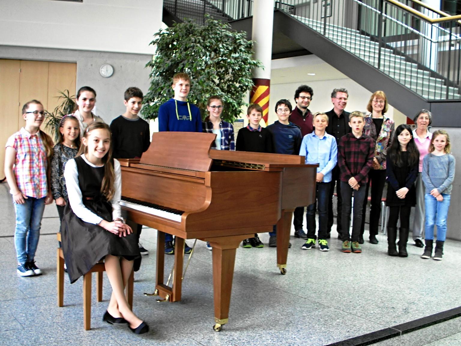 Alle Teilnehmer mit Juryteam
