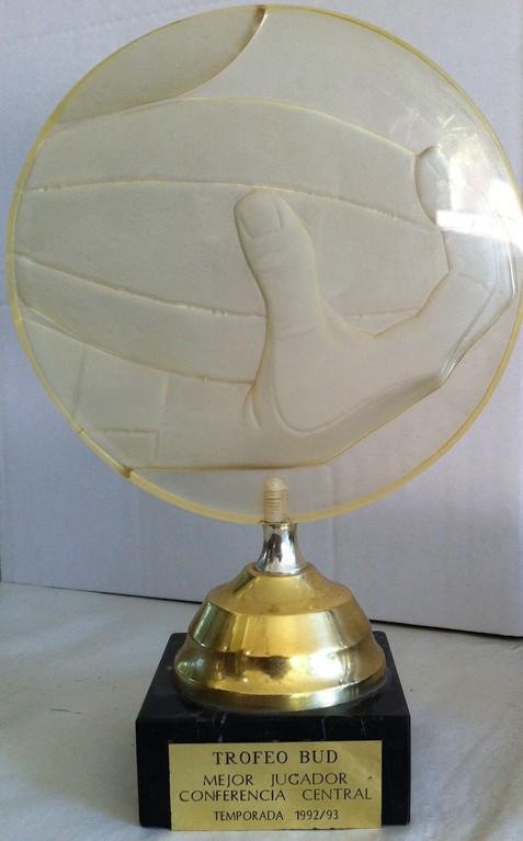 MVP. SFL´91. Cacho Martinez-Conde