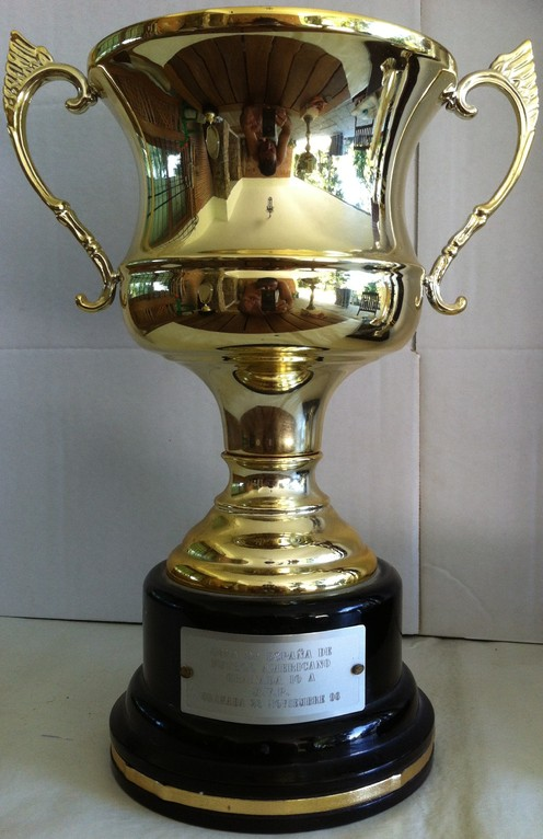 MVP. COPA´96. Cacho Martinez-Conde