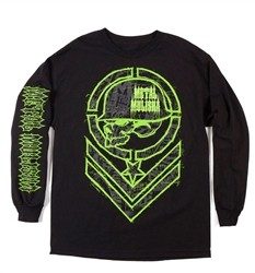 Metal Mulisha Filler LS T Shirt Black  Our Price: €25.00