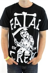 Fatal Reaper T Shirt Black  Our Price: €28.00