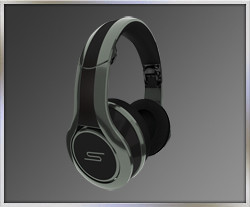 STREET BY 50 PRO OVER-EAR - GRAY  Price: €329.95