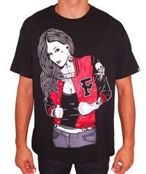 Fatal Letterman T Shirt Black  Our Price: €28.00