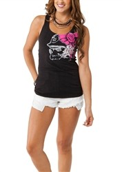 Metal Mulisha Womens So Fly Tank Black  Our Price: €26.00