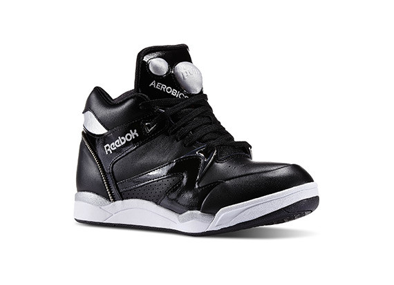 Pump Aerobic Lite Mid FG WOMAN COLOR BLACK PRICE 220.00 SIZES:36 37 37.5 38 38.5 39 40 40.5 41 42