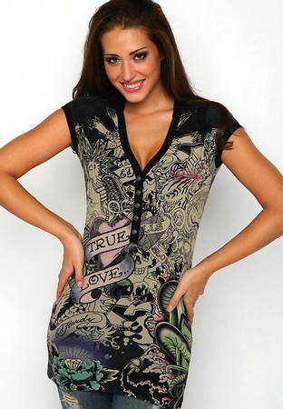 Serial Number:CYI20M08  Material:cotton  Name:ED Hardy  Color:as the picture  Size:S,M,L,XL  Packing:OPP Bag  Note:Please choose size in available options when you checkout.we will ship according to your need.