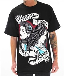 Fatal Clothing Party T Shirt Black  Our Price: €28.00