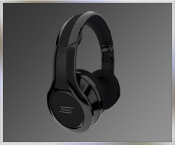 STREET BY 50 PRO OVER-EAR - BLACK  Price: €329.95