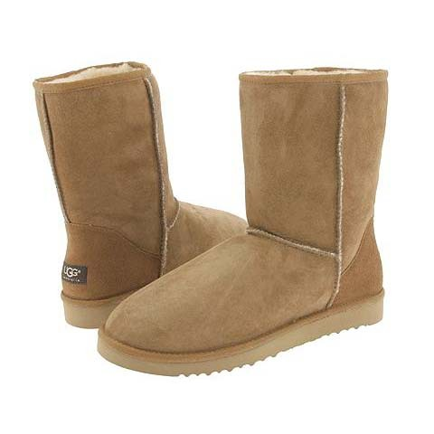 UGG Men's Classic Short Boots 5800 Chestnut For Cheap  €169.00  €100.00 Save: 41% off 294 Units in Stock