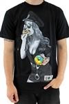 Unit LAPD Crew Neck Mens T Shirt Black  Our Price: €24.99