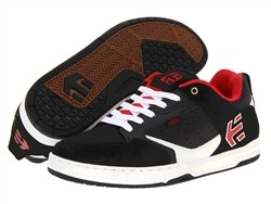 Etnies Cartel Skate Shoes Black Red  Our Price: €70.00