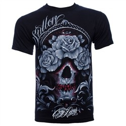 Sullen Cory Norris T Shirt Black  Our Price: €28.00